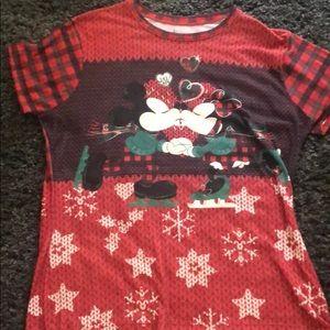 Disney Christmas T-shirt